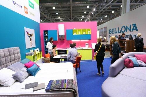 В Москве прошла международная выставка мебели «Мебель-2016»