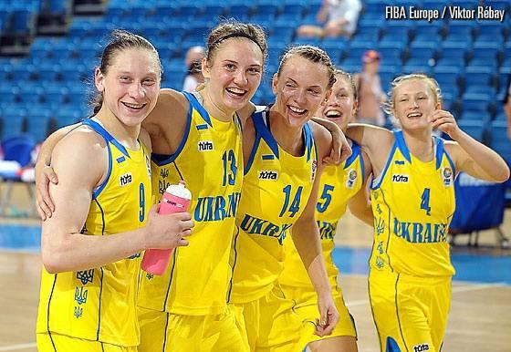 Женская сборная Украины по баскетболу сенсационно победила Сербию
