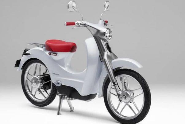 Робоскутер: В Сингапуре представили скутер на автопилоте (видео)