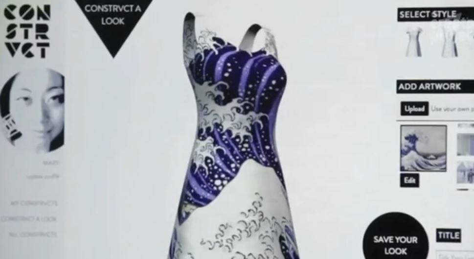3D-одежда на 3D-принтере