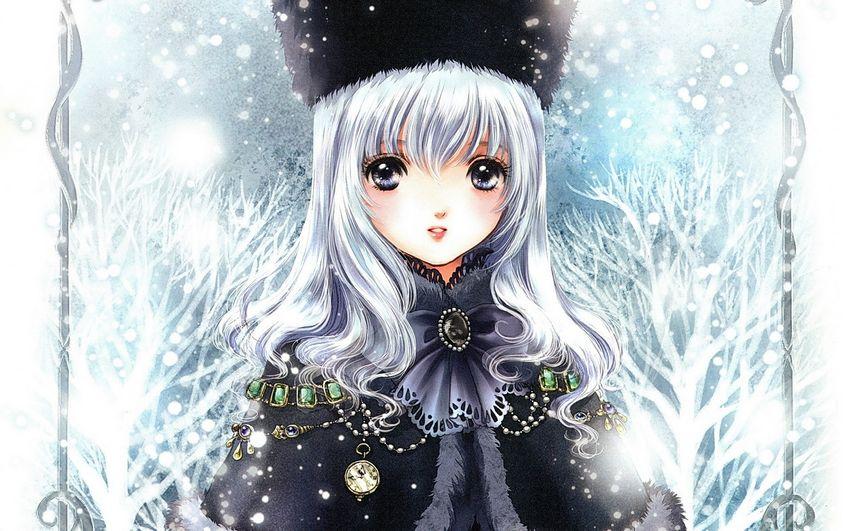 Новый год Снегурочка Сказка