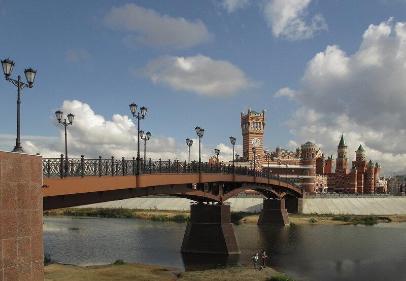 Мост на Патриаршей
