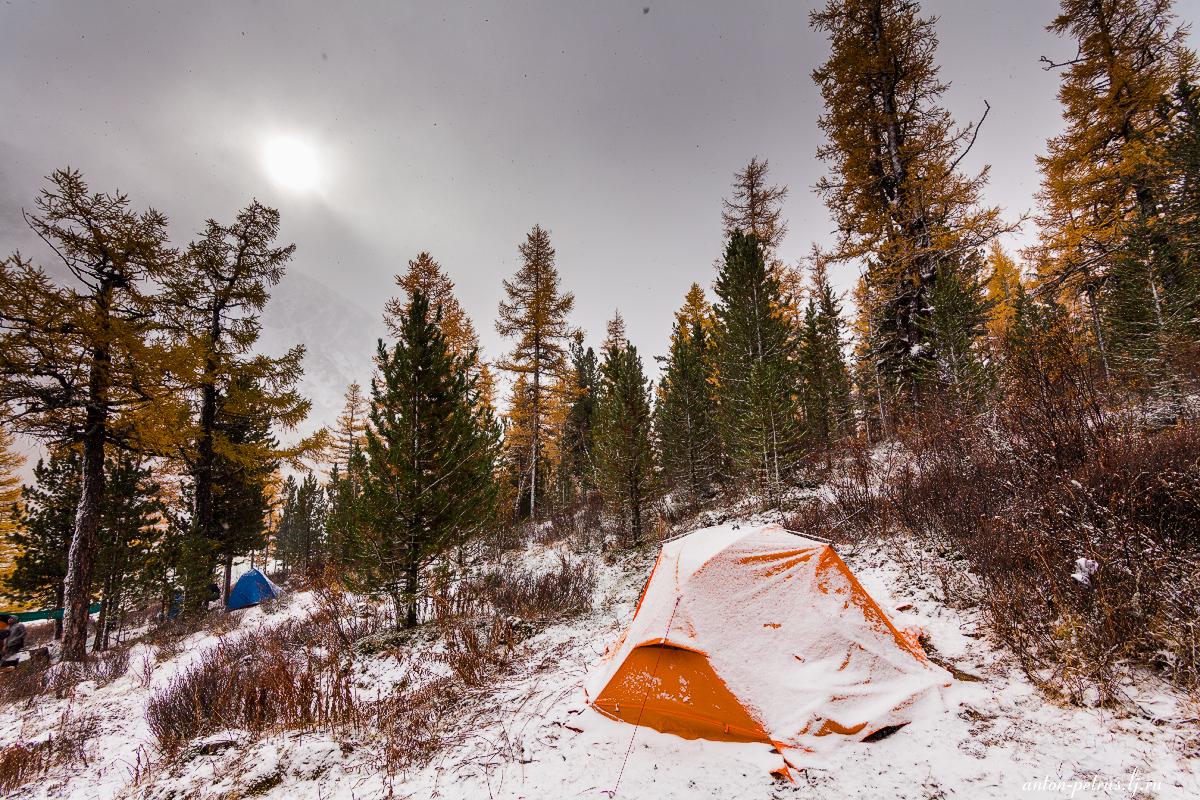 Палатка Nova Tour