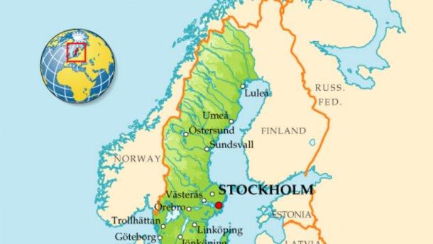 Швеция разместит наострове морские ракеты— АгрессияРФ