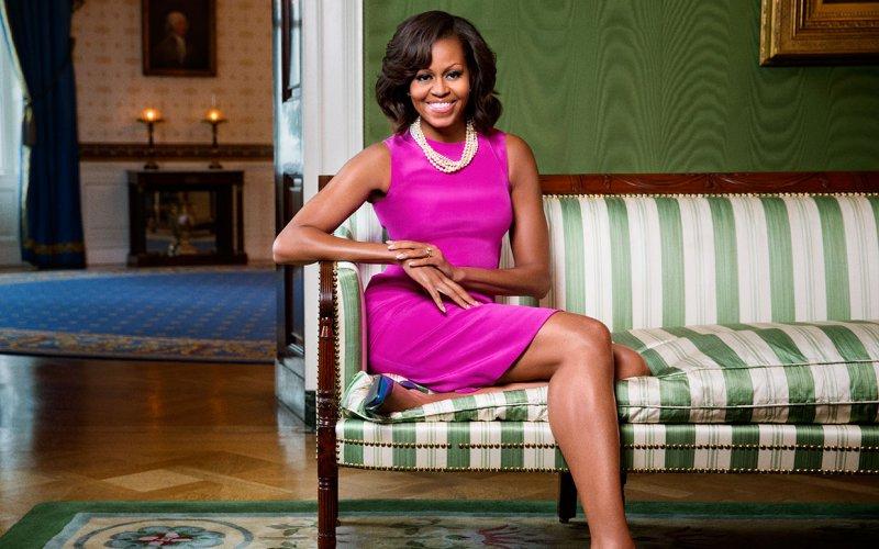 Мишель Обама попал в список икон стиля 2016 года