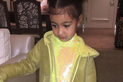 Ким Кардашьян запускает линию детской одежды