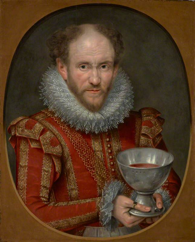 Tom Derry (active 1614), Jester to Anne of Denmark