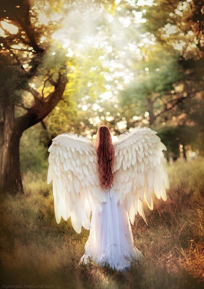 фото на аву с ангелами проста