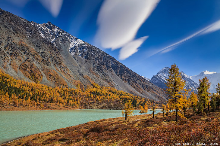 Там, где живет настоящая осень (12 фото)