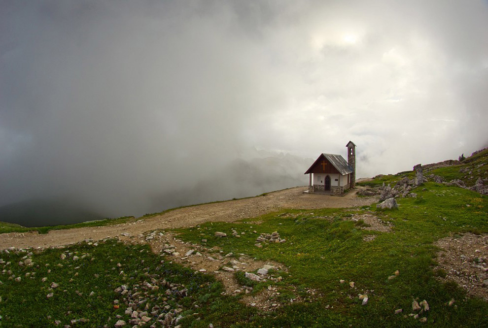 49. Потрясающие горные пейзажи тут повсюду, только успевай крутить головой и нажимать кнопки фо