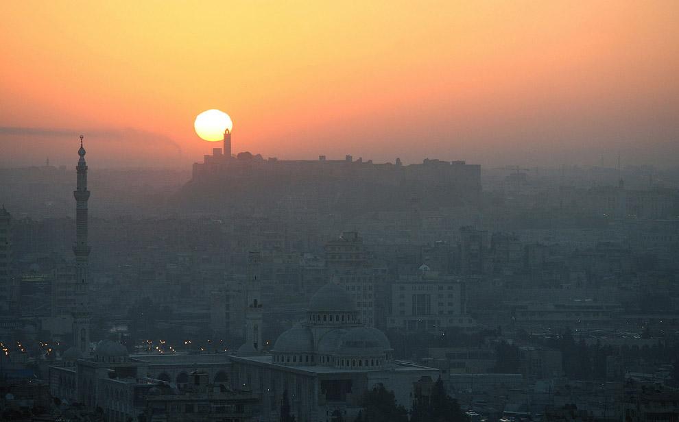 10. Улицы Алеппо Алеппо, 2 апреля 2011. (Фото Matthew Lloyd):