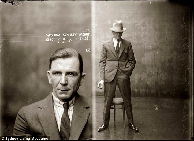 Криминальное подполье Сиднея 1920-1940-х: редкие фото из полицейского архива