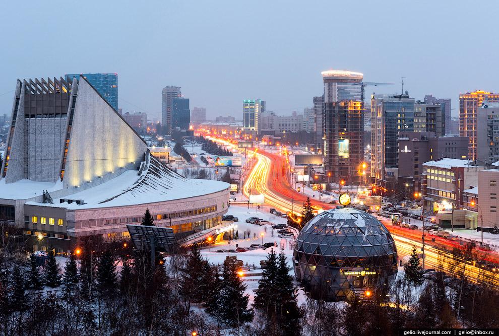 25. Парк имени Кирова.