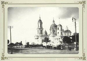 Троицкая церковь и Троицкий собор