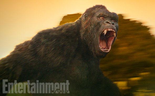 Огромную обезьяну показали вэпичном трейлере «Острова черепа»