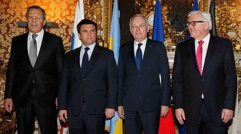 Сегодня вМинске встретятся министры иностранных дел «нормандской четверки»