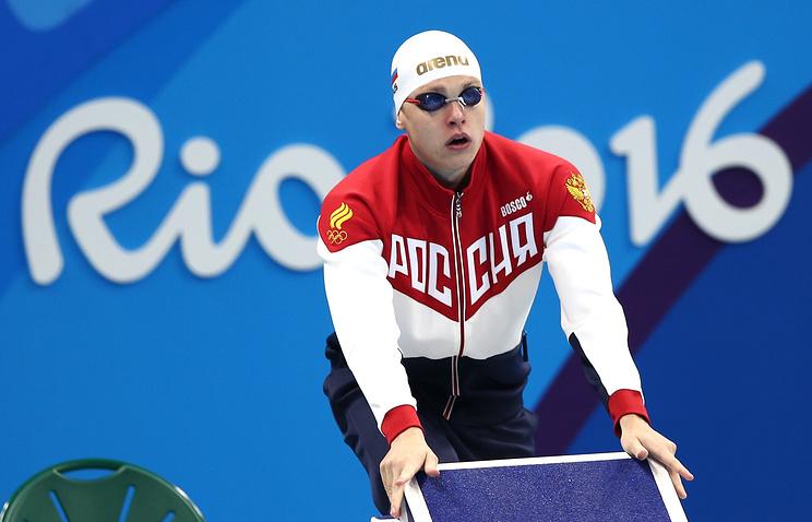 Пловцы из Российской Федерации завоевали золото чемпионата мира вэстафете