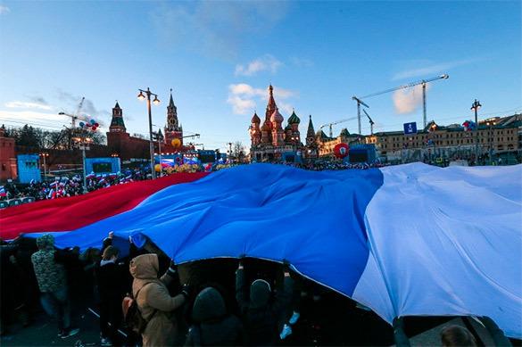 В столице представили новейшую историю Российской Федерации
