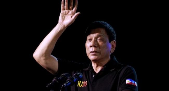 Пока-пока, Америка: президент Филиппин грозил США
