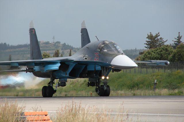 Русские ВКС вновь работали вСирии вместе с ВВС Турции