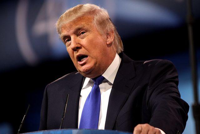Трамп рассчитывает поговорить сПутиным потелефону уже ввыходные