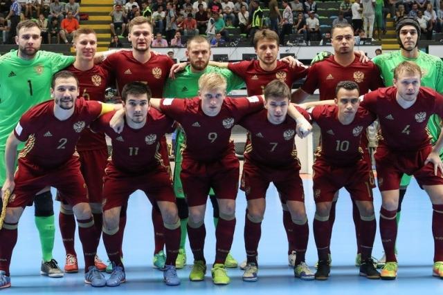 Отборочный турнир Евро 2018 помини-футболу: расписание матчей сборной РФ, состав