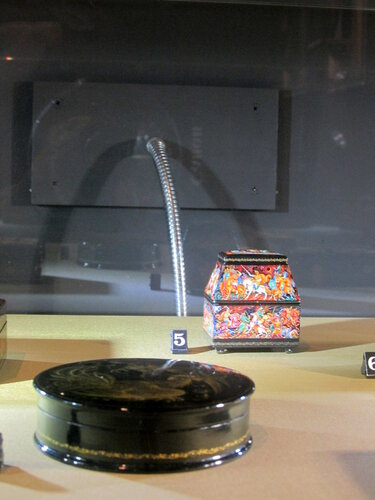 Лаковая миниатюра