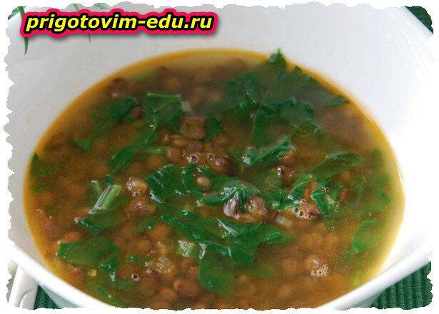 Суп из авелука. Армянская кухня