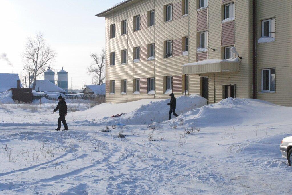 Дом на ул.Льва Толстого