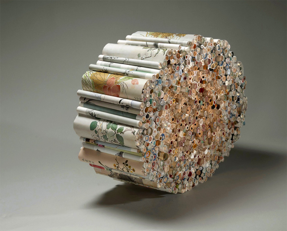 The Book Sculptures of Jacqueline Rush Lee