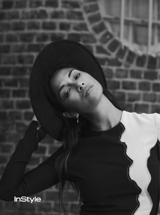 Nicole Scherzinger Stars in InStyle UK December 2016 Cover Story