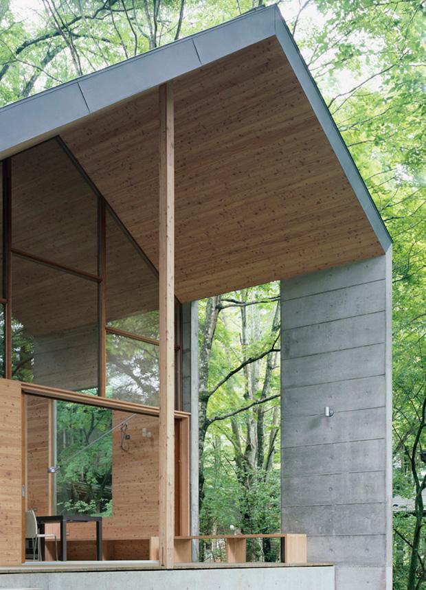 N House by Iida Archiship Studio (8 pics)