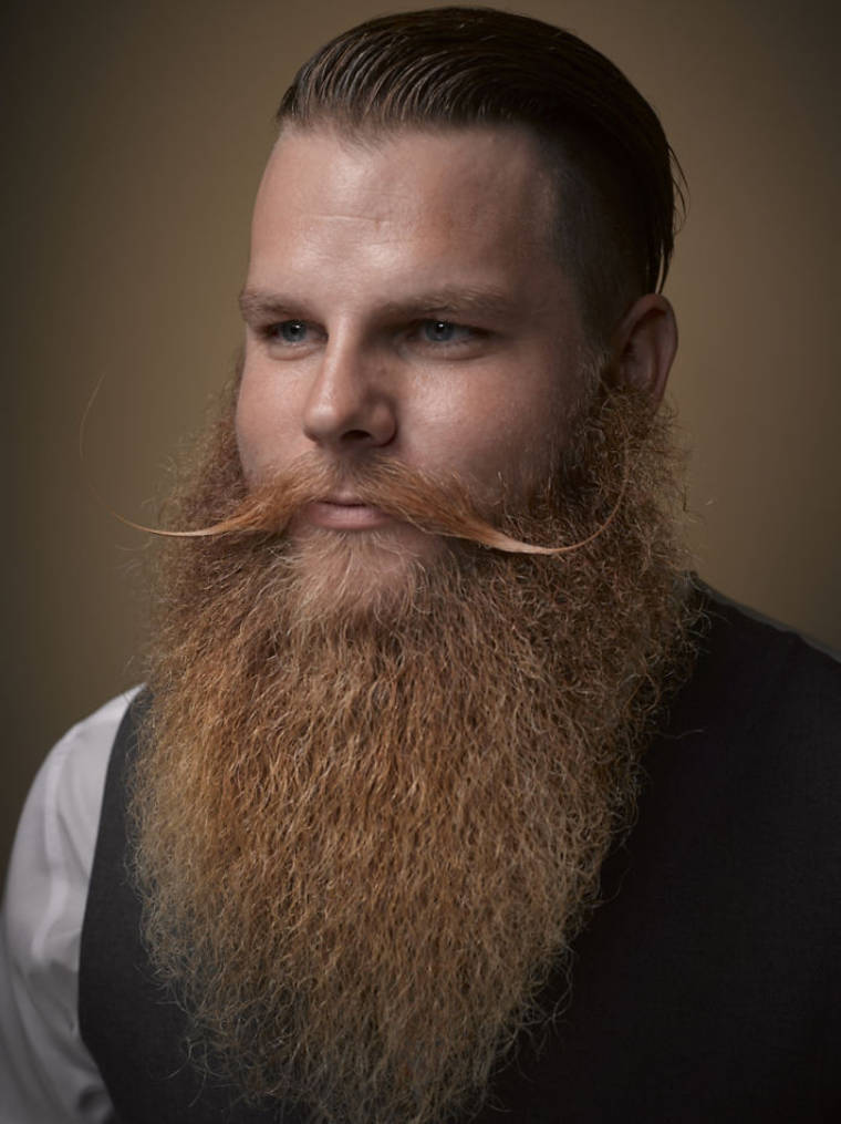 Beard and Moustache Championships 2016 - The most amazing creations