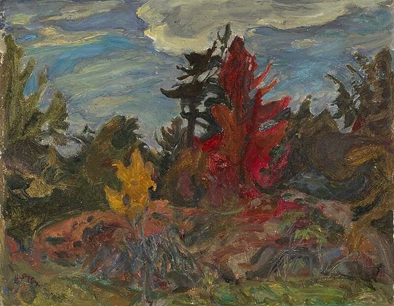 4 - autumn Fred Varley.jpg