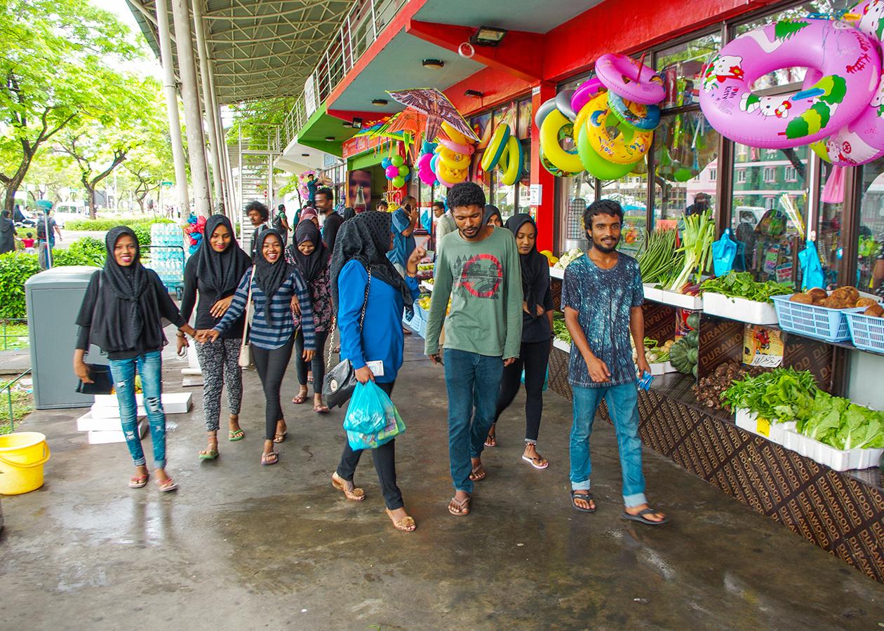 Мальдивцы