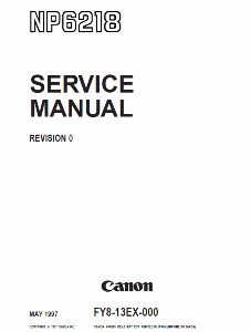 Инструкции (Service Manual, UM, PC) фирмы Canon - Страница 3 0_1b1415_74df149_orig