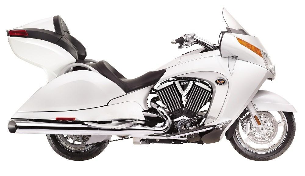Лучшие три мотоцикла Victory