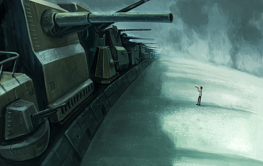 Concept Illustrations by Starry John