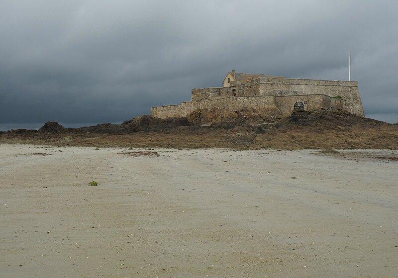 Сен-Мало – Национальный форт (Saint-Malo - Fort National)