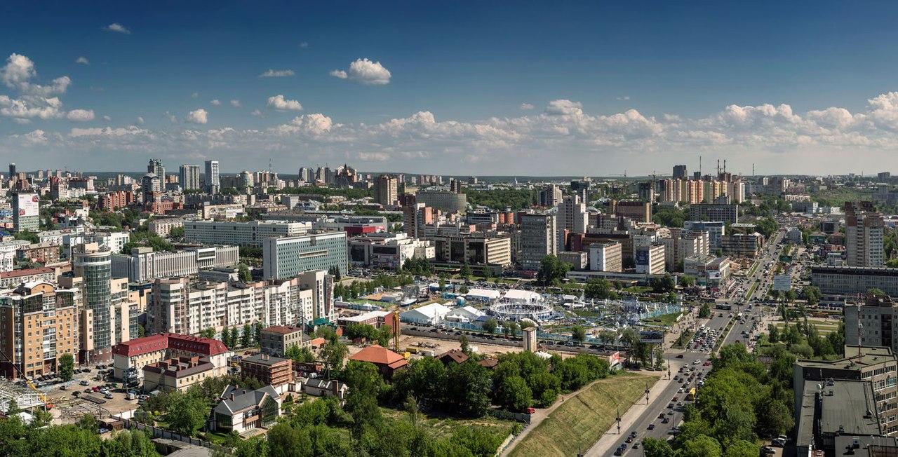 UBER в Перми
