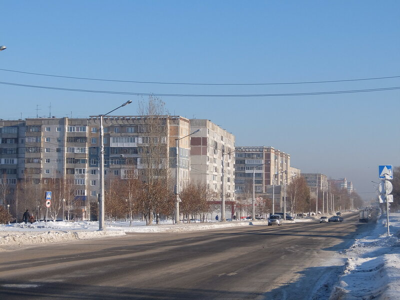 Новокузнецк - Улица Косыгина