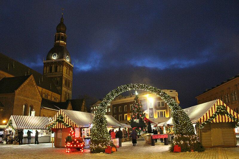 Riga 2016 Декабрь