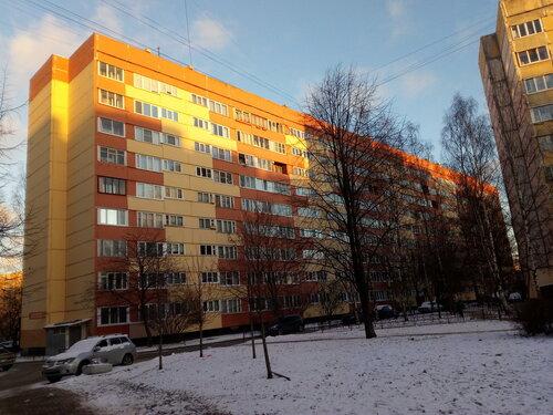 ул. Маршала Захарова 17к1