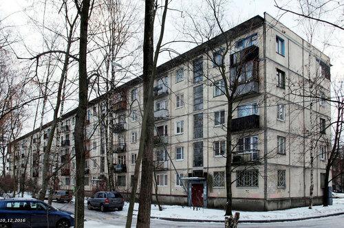 Бестужевская ул. 22к1
