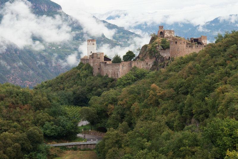 замок Фимиан (fimian castle)