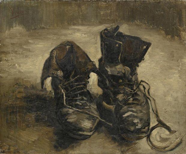 Винсент ван Гог. Башмаки.jpg