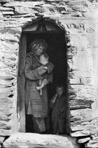 Сванка с детьми