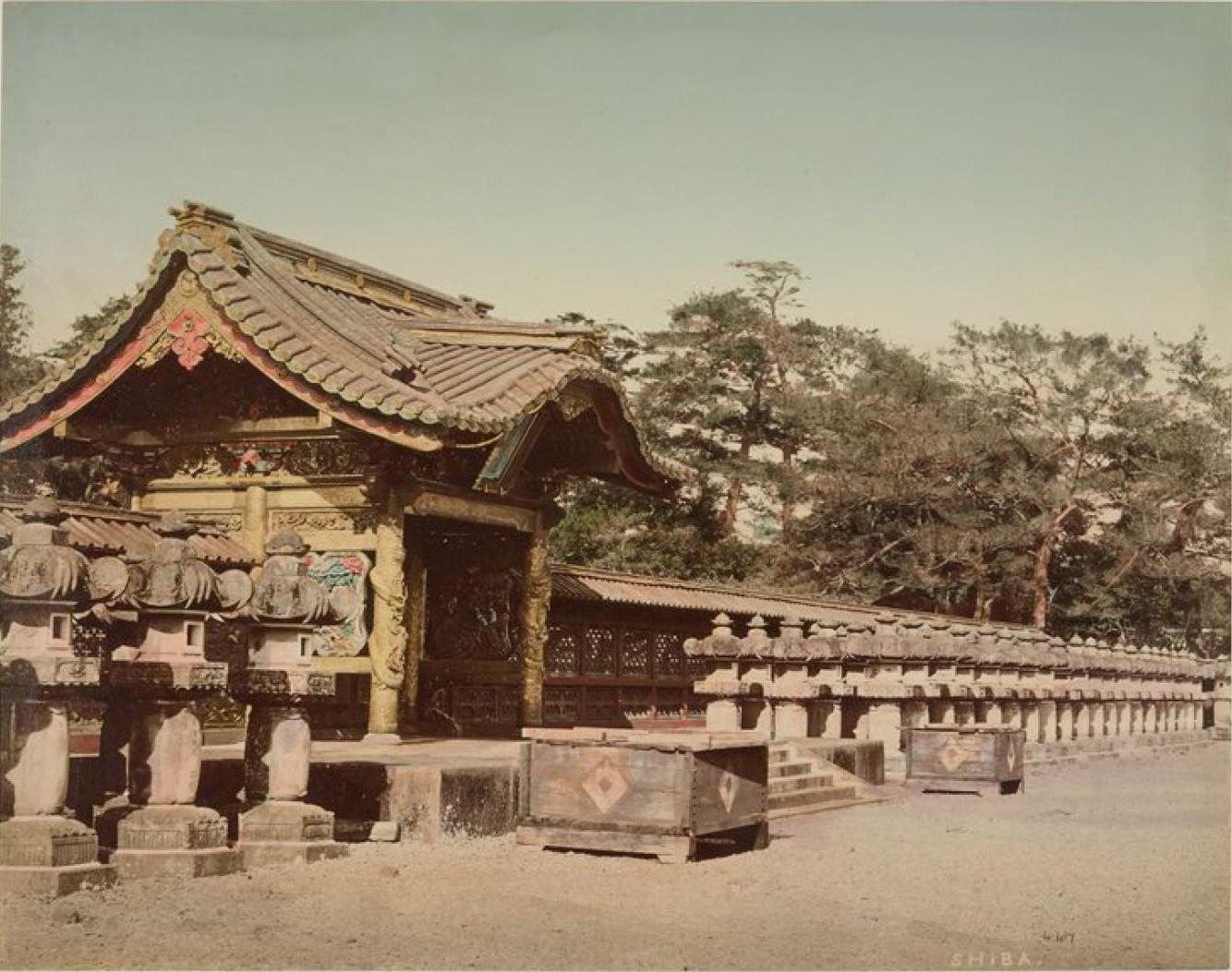 Токио. Шиба. Храм Зоджо-джи
