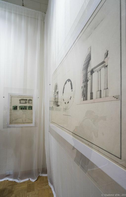 Выставочный проект Французский подарок русскому императору. Архитектурные альбомы Шантийи и Гатчины.