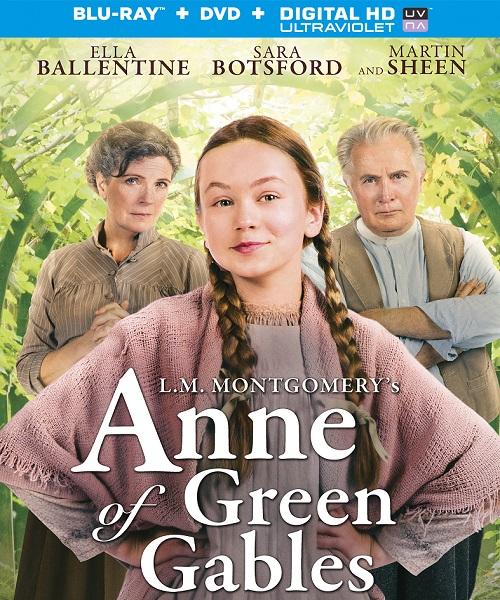 Энн из Зеленых Крыш / Anne of Green Gables (2016/BDRip/HDRip)
